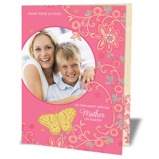 Mom You Are The Most Special Personalised Card