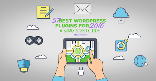 57 Best WordPress Plugins For 2016: A Sumo-Sized Guide - SumoMe