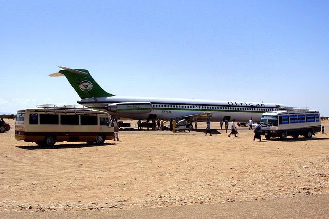 Berbera Airport, Somaliland, Somalia