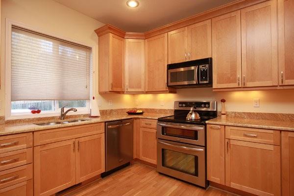 Kitchens And Garden Maple Kitchen Cabinets