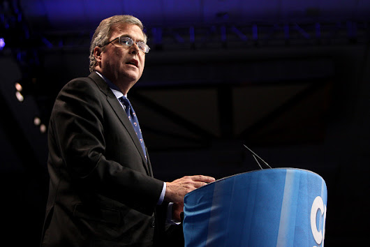Jeb Bush Said To Be Eyeing The White House In 2016