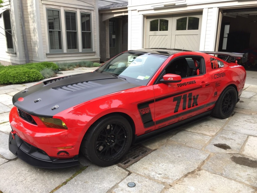 2012 Ford Mustang Boss 302 Street Legal Modified Cortex
