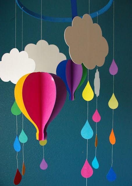 balloon mobile- mas eu vou muito fazer um pra mim!