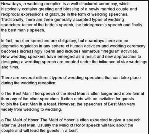 50th wedding anniversary speech ideas golden wedding