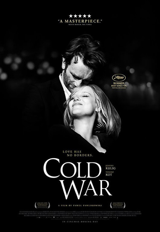 Passion runs hot in this 'Cold War' - The Martha's Vineyard Times