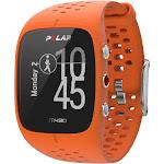 Polar M430 Advanced Running GPS Watch, Orange