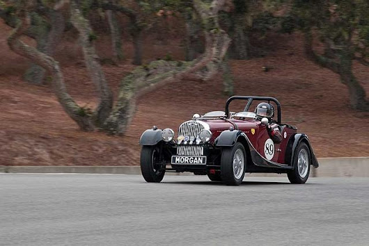 Running 16 inch wheels in Back and 15 inch in Front : Morgan +4 Forum : Morgan Experience Forums : The Morgan Experience