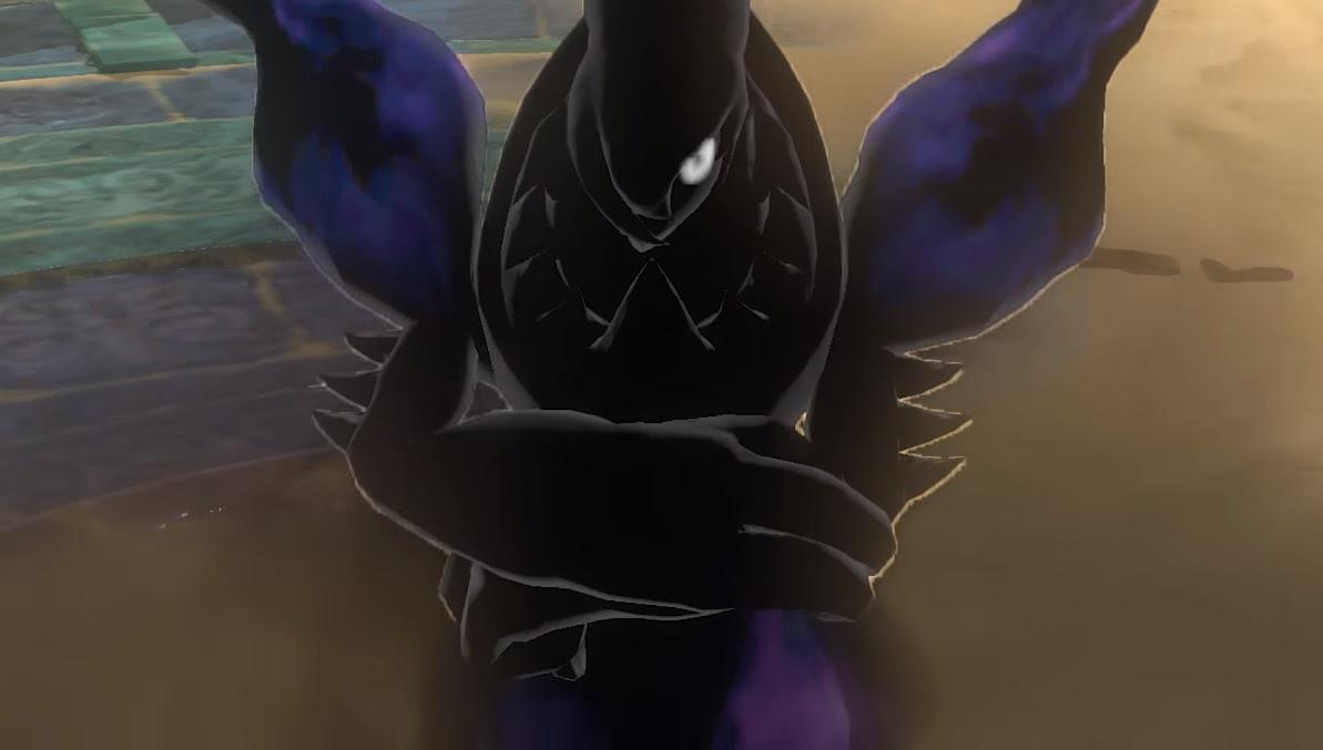 Darkai is still a beast in Pokken Tournament DX screenshot