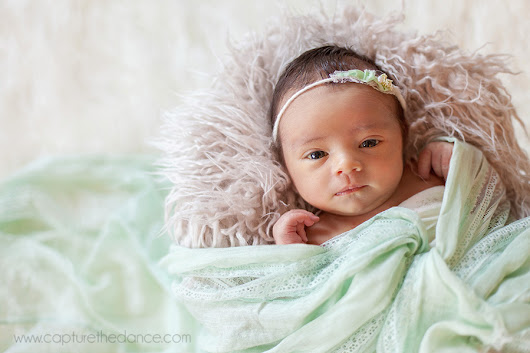 The Woodlands Newborn Portraits - Capture the Dance Photography