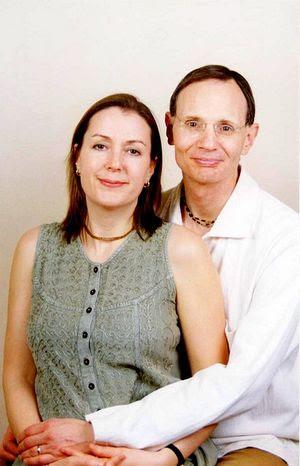 Кампаньола с женой