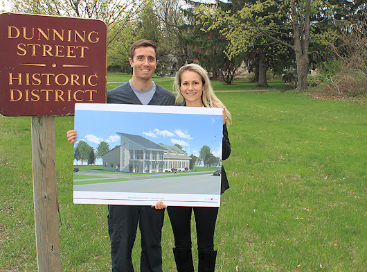 Salvatore Dental Plans To Build New, Modern Office Building On Dunning Street In Malta - Saratoga Business Journal
