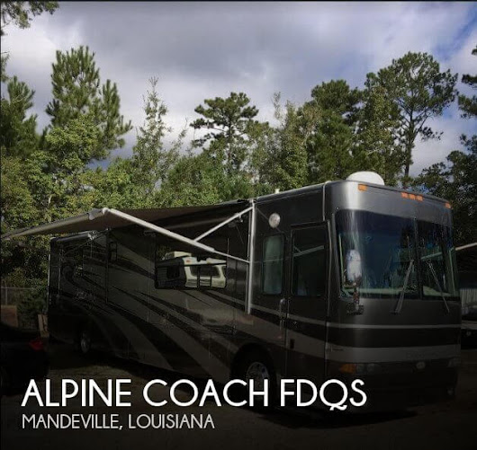 Alpine Coach FDQS RV for sale in Mandeville, LA for $65,600 | 165203