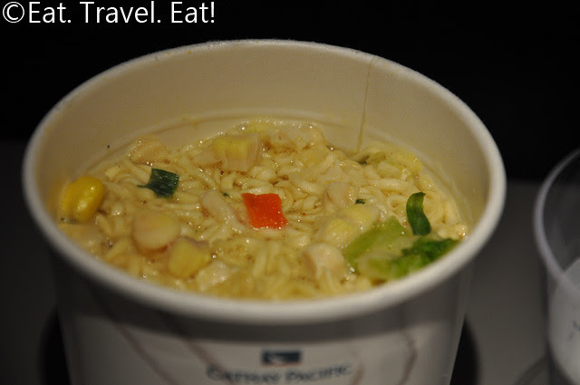 Cathay Pacific Instant Noodles Chicken Flavour