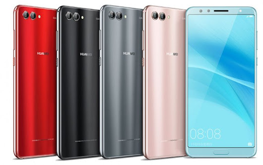 Huawei Nova 2S with 6GB RAM, 18:9 display - specifications and price