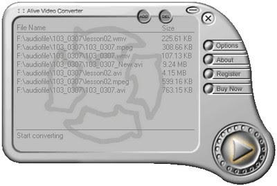 Alive Video Converter 5.2.0.2