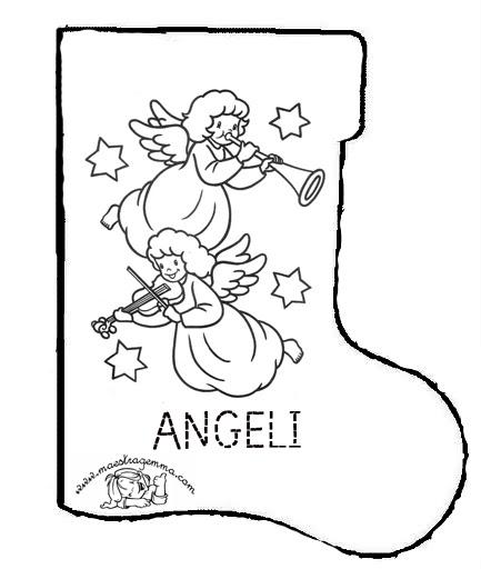 Disegni Di Natale Da Colorare Maestra Gemma Disegni Di Natale