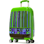 """Olympia USA Art Series Princess 21"""" Carry-On Spinner"""