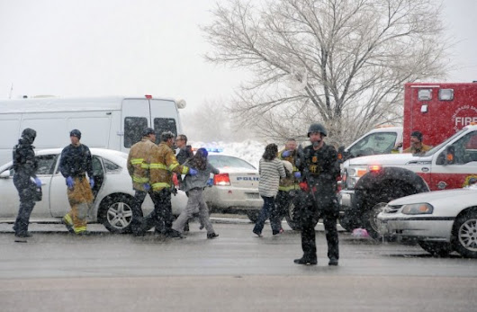 "BREAKING: ""Active Shooter"" holed up in Planned Parenthood clinic in Colorado Springs"