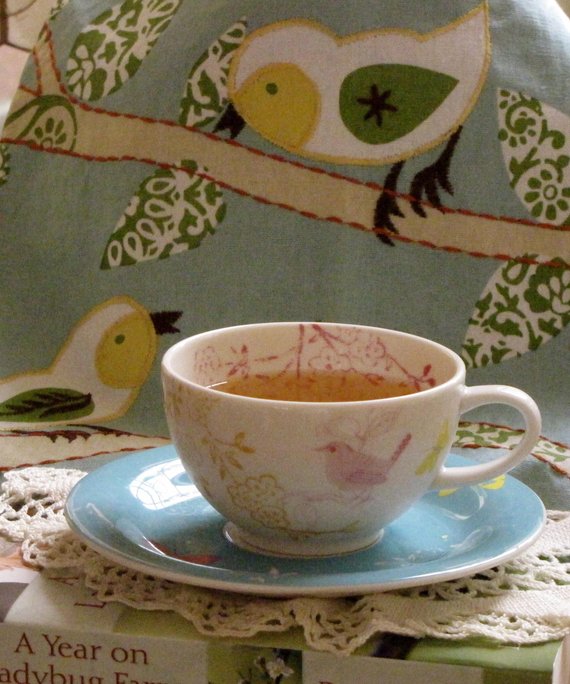 Dawn Chorus Teacup