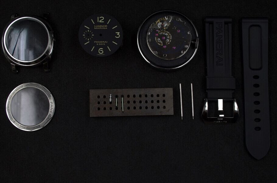PAM 510 Components