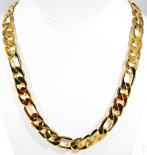 Gold gold plated chain worth for Is gold plated jewelry worth anything