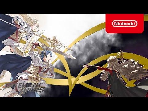 Fire Emblem Heroes de Nintendo ya disponible en España, México y Latinoamerica
