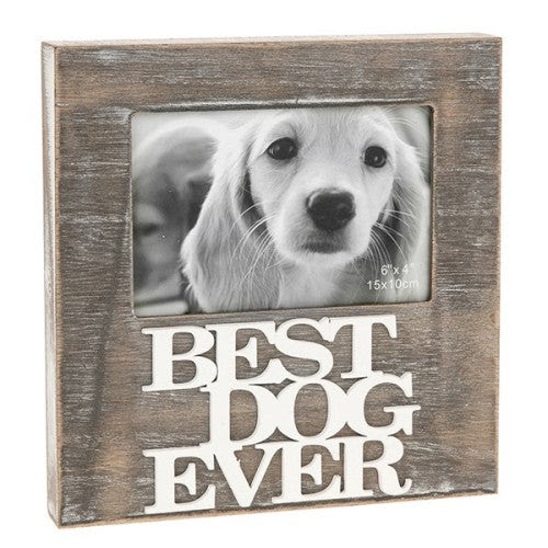 Best Dog Ever Photo Frame 4 X 6 Anvil Home