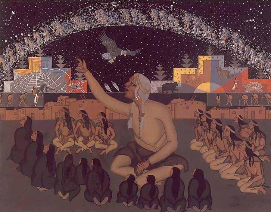 Las senales profeticas e1354597475209 La Roca de las Profecías y las señales de los indios Hopi