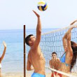 How To Play Volleyball - Click How To