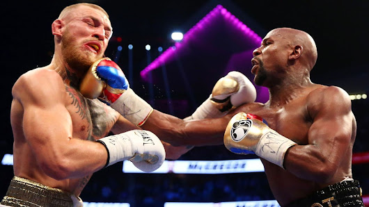 Floyd Mayweather defeats Conor McGregor by TKO in 10th round