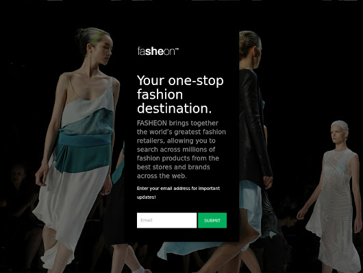 Your one-stop fashion destination / Fasheon