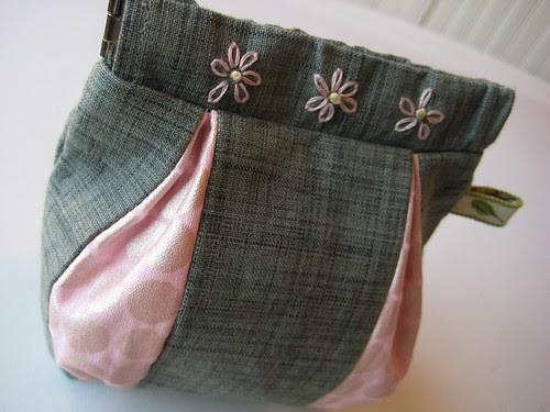 Pretty Little Pouch Swap by Poppyprint