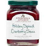 Stonewall Kitchen Holiday Spiced Cranberry Sauce