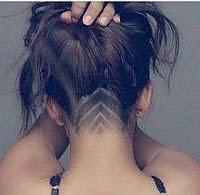 Hairwebde Frisuren Trend Undercut Sidecut Für Frauen
