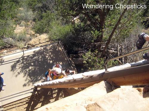 8 Balcony House - Mesa Verde National Park - Colorado 7