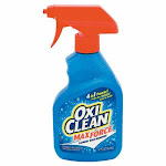 Oxi-Clean Max Force Laundry Stain Remover, 12-oz. Spray Bottle (CDC5703700070EA)