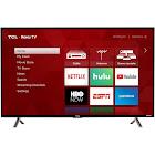 """TCL S Series Roku 32S305 - 32"""" LED Smart TV - 720p - Black"""