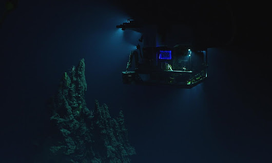 Mariana trench live feed: engrossing viewing from deepest place on Earth