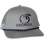 Peach State Pride Classic Trucker Hat | Grey