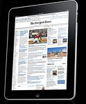 iPad photo courtesy of Apple Inc.