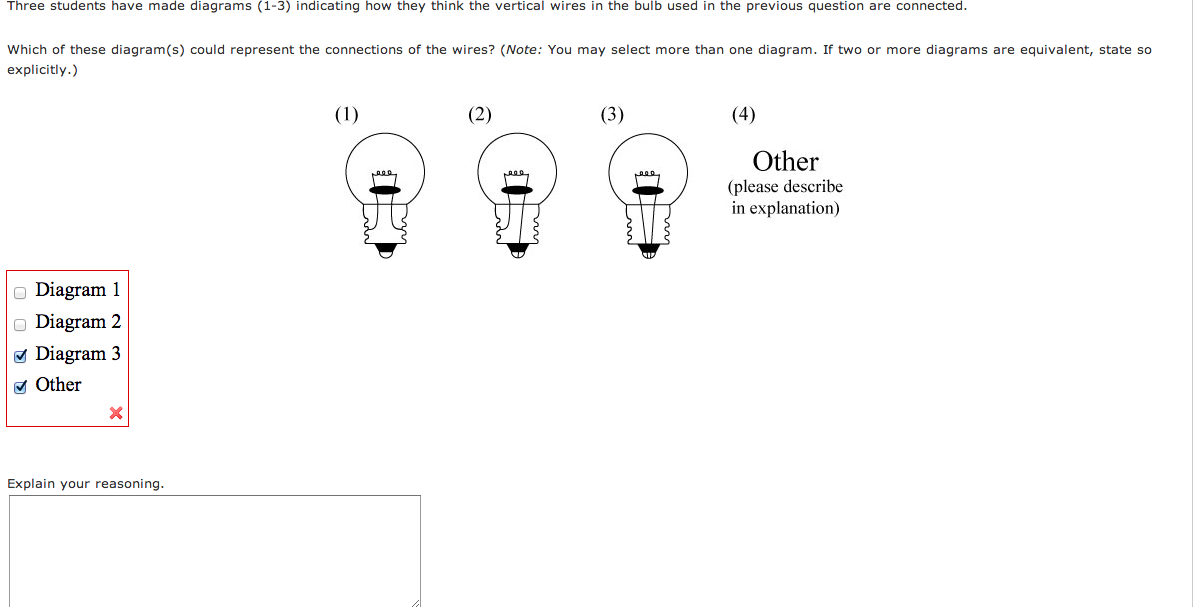 31 Note The Diagram Below Which Shows A Circuit Created