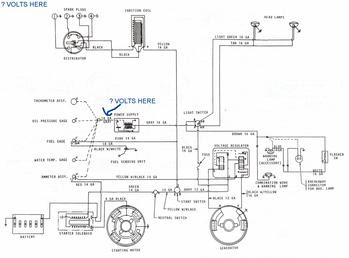 Amp Gauge Wiring Diagram For Tractor House Wiring Diagram Wiring Diagram John Deere Ajilbab Portal