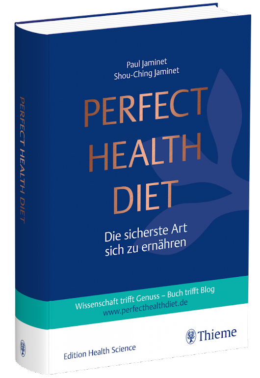 German edition of Perfect Health Diet on sale now! - Perfect Health Diet | Perfect Health Diet