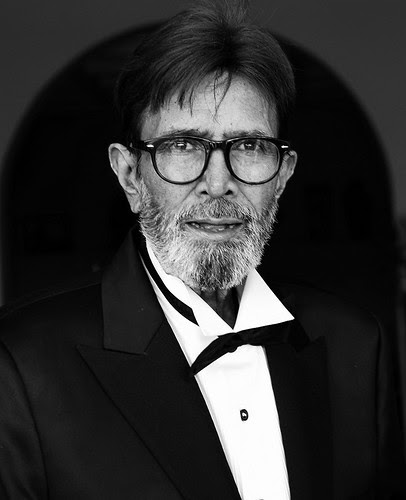Mr Rajesh Khanna A Memory Monochromed by firoze shakir photographerno1