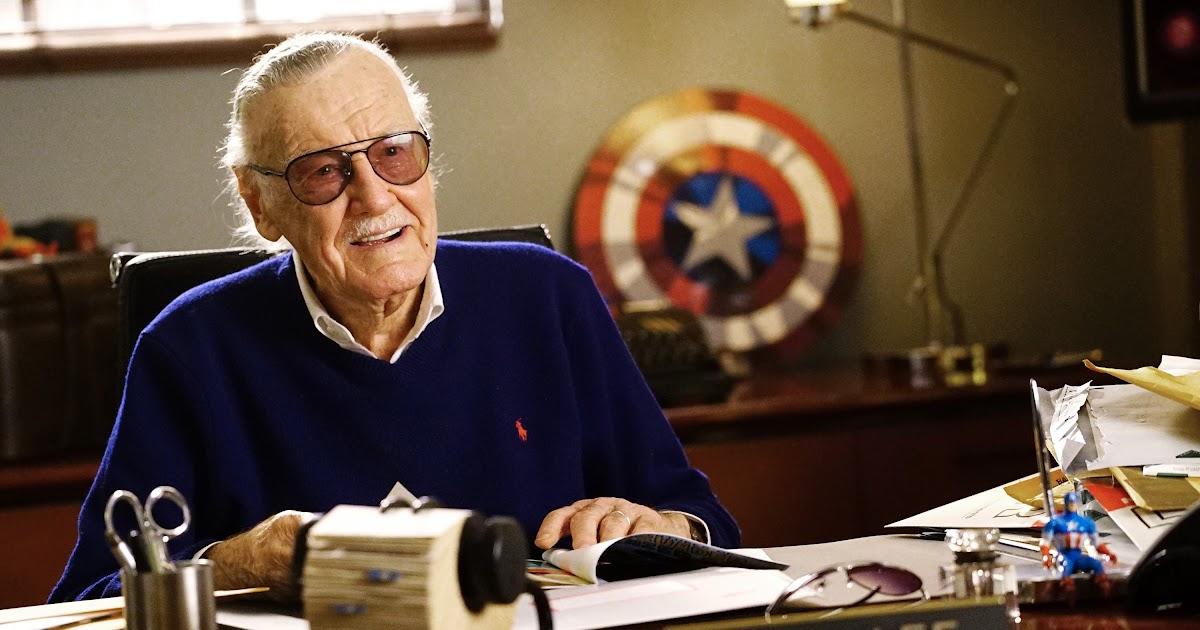 Tem Na Web - Stan Lee: um super-herói real