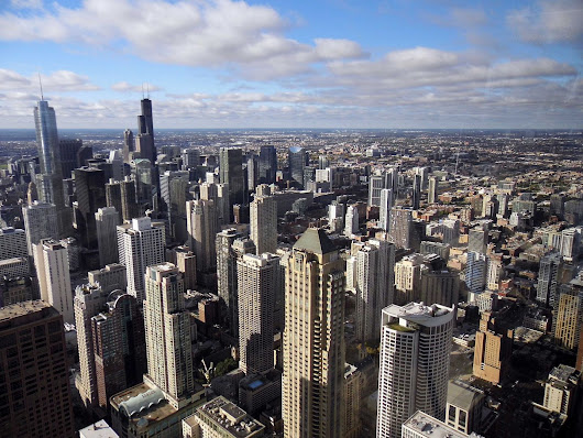 Photo Essay: A Tale of Two Towers in Chicago