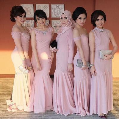 Cantik dan Elegan Ini Dia 5 Inspirasi Model  Gaun
