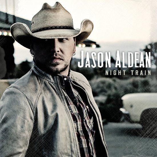 Night Train (Album Cover), Jason Aldean