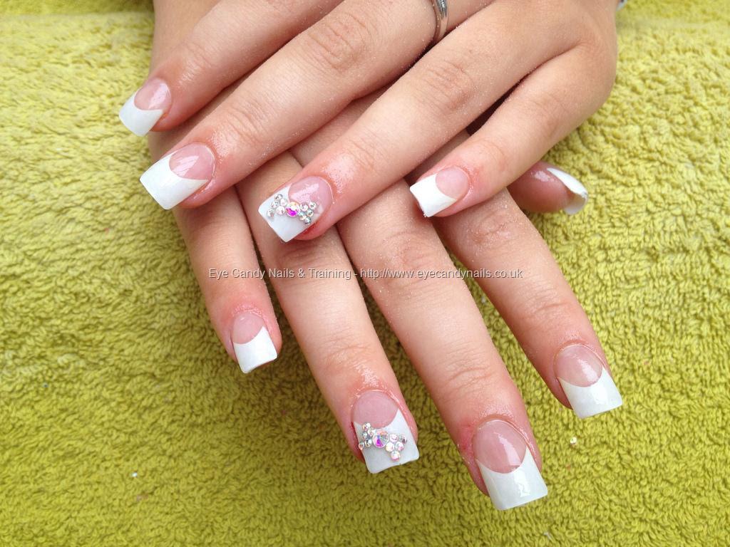 Acrylic White Tip Nail Designs - Home design