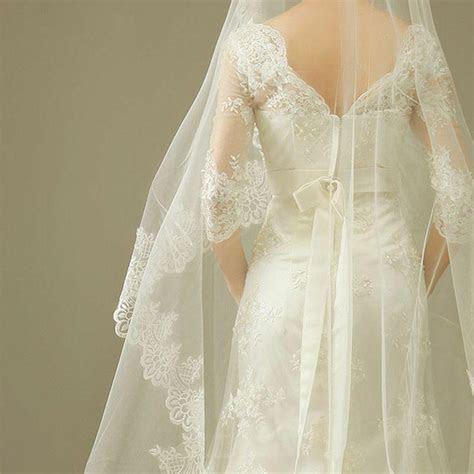 Unveiled: Classic Wedding Veil Styles   NYC Wedding Blog